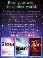 Plain Sky Chasers Poster